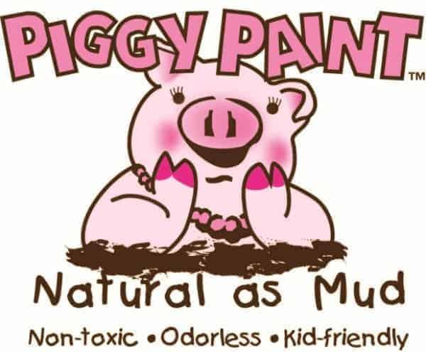 Nail Polish Piggy Paint Kids