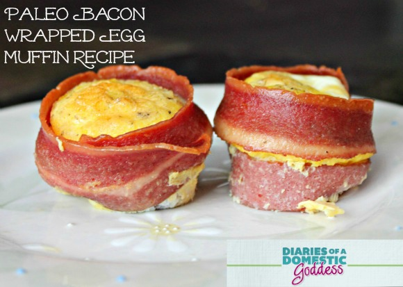 bacon-wrapped-egg-muffin- paleo