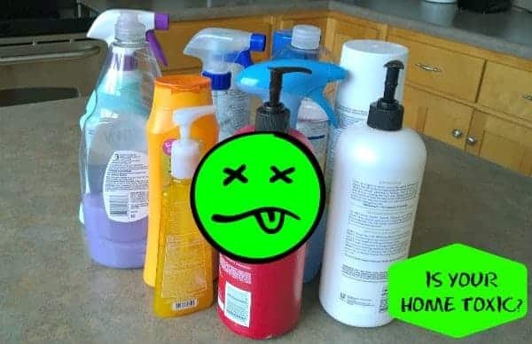 The Dangers Of Household Cleaners Five Chemicals You Can