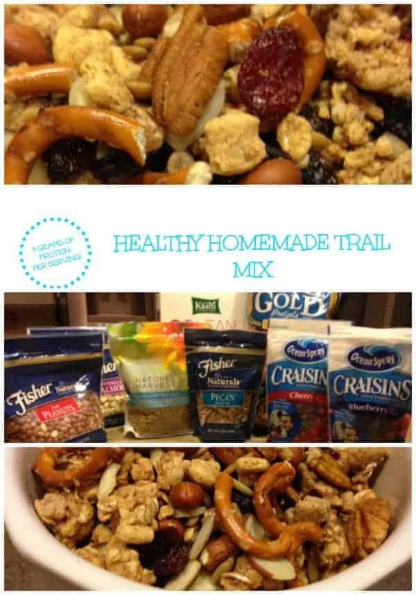 Healthy Homemade Trail Mix Recipe Faithfully Free