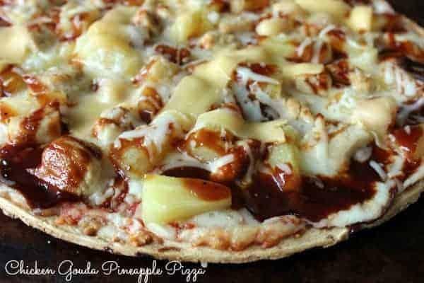 Chicken-Gouda-Pineapple-Pizza