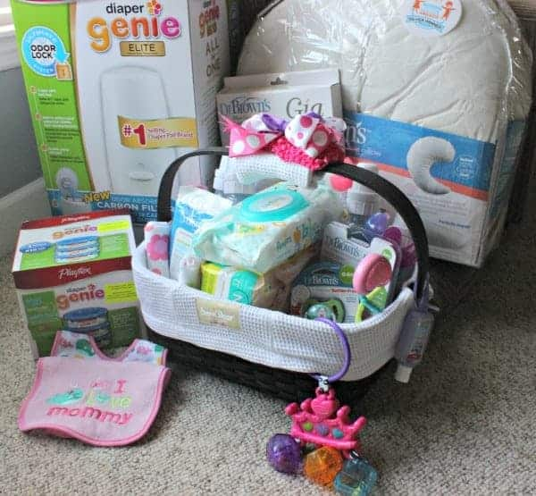 survival gift set for first time moms faithfully free