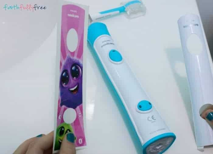 Decorate Philips Sonicare For Kids