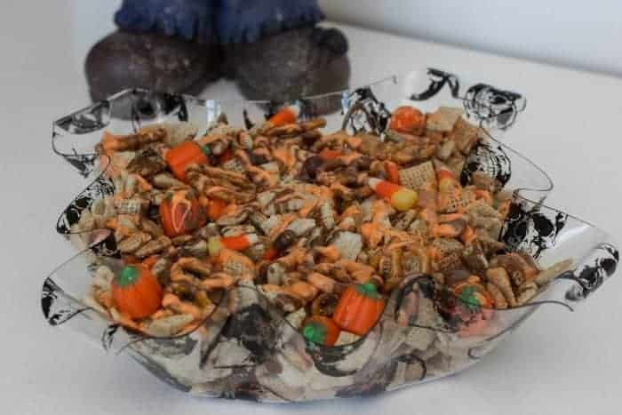 Halloween Chex Mix Recipe Candy Corn