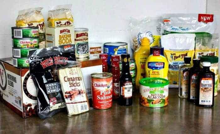Big Lots Healthy Groceries