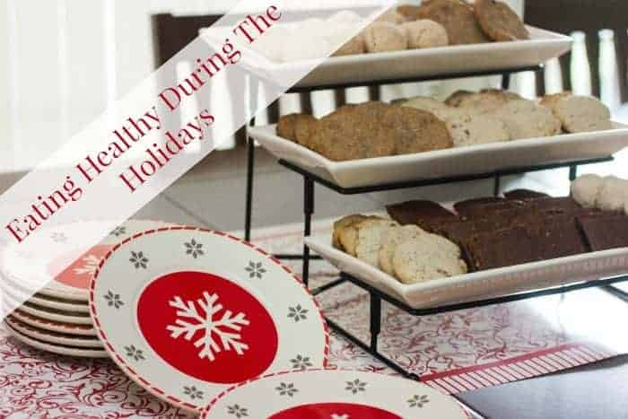 Tips for eating healthy during the holidays. Shop @biglots for healthy foods and save money. #BIGDeal [ad]