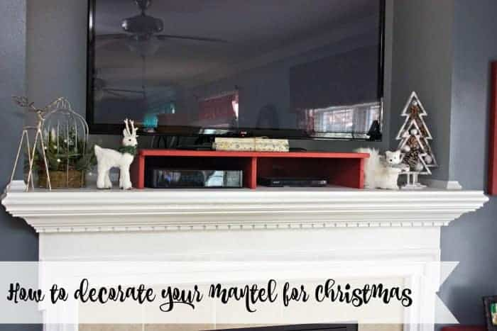 how to decorate your mantel for christmas faithfully free - Decorating Your Mantel For Christmas