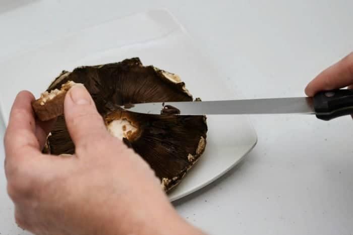 Portobello Mushroom Cap Recipes