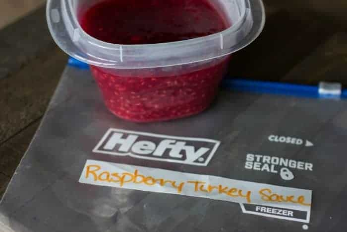 Citrus Blueberry Turkey Sauce & Citrus Raspberry Turkey sauce! Move over cranberry sauce there's a new turkey sauce in town!