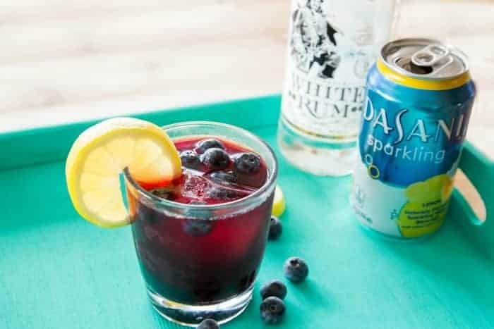 Lemonberry Rum Recipe