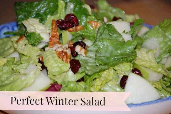 Perfect Winter Salad