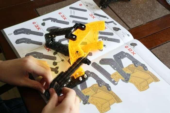 Ages 8 and Up VEX Robotics-Robotic Arm