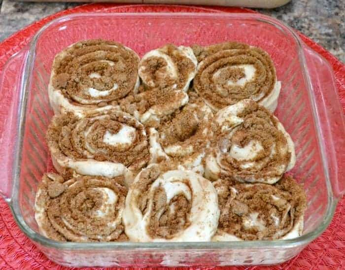 Cinnamon Rolls Quick Simple