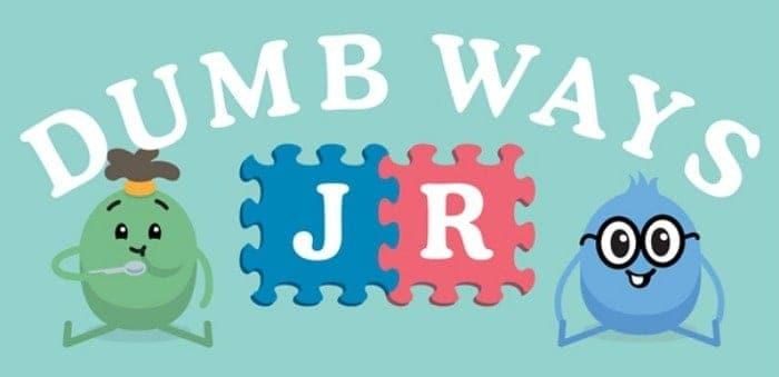Dumb Ways JR Logo