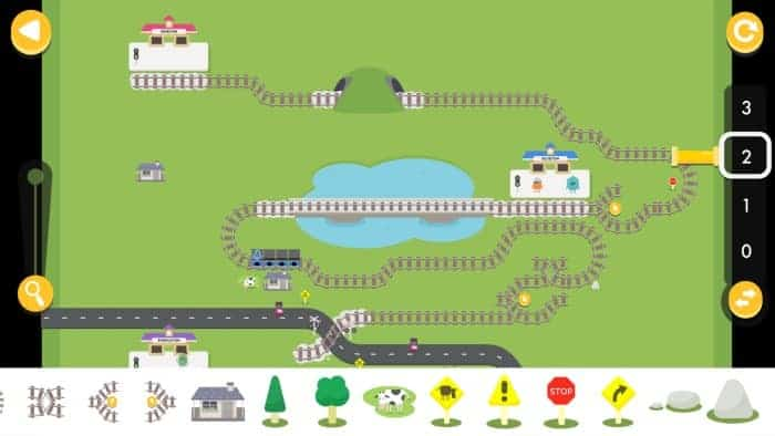 Dumb Ways JR Loopy's Train Set Apple