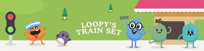 Loopy's Train Set App