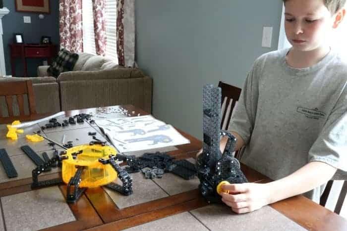 VEX Robotics-Robotic Arm Tech Toys Review