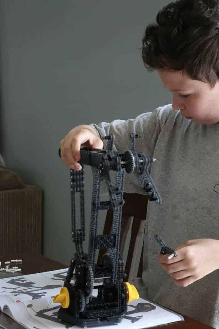 VEX Robotics-Robotic Arm Teens