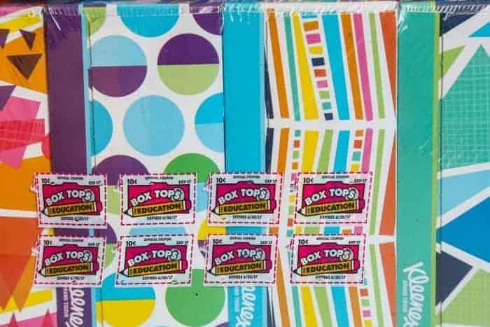 Box Tops Bonus Pack