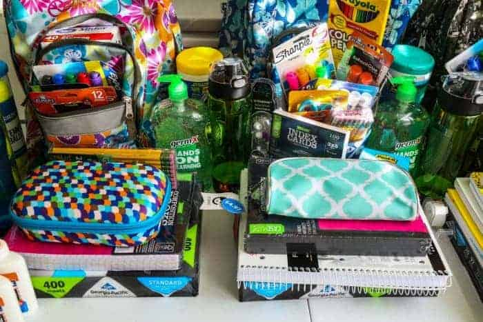Box Tops For Education Back To School Shopping