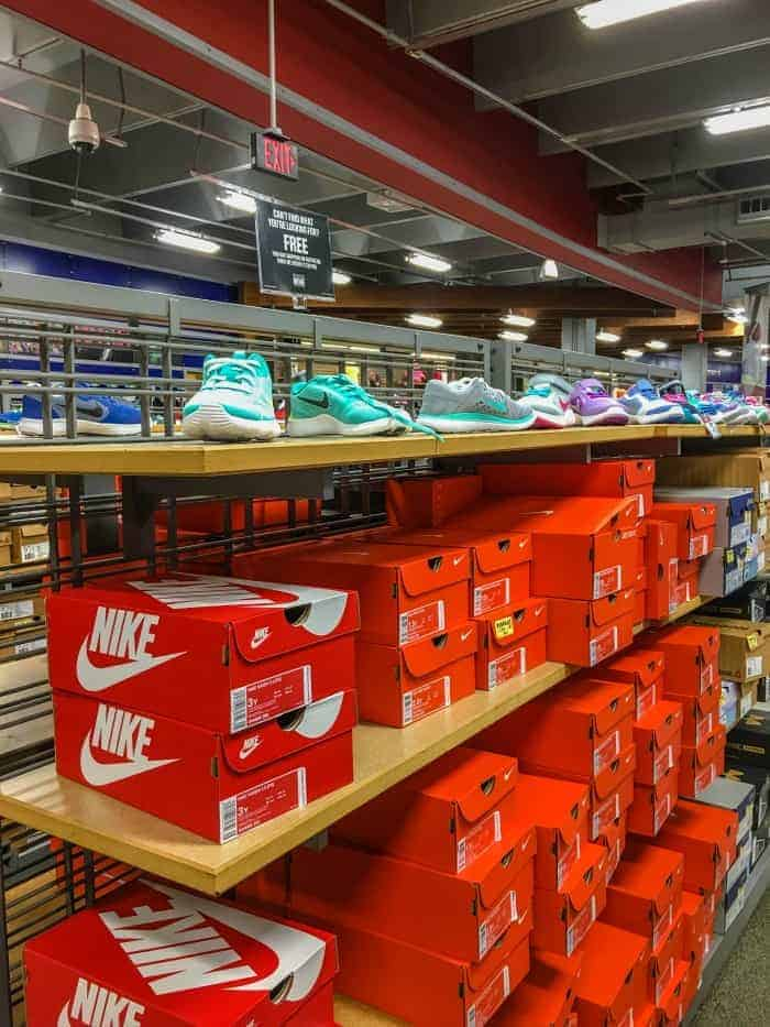 Shopping At Dick's Sporting Goods Tips For Finding The Perfect Fit Athletic Shoes For Kids