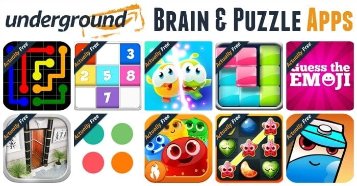 amazon-underground-brain-and-puzzle-apps