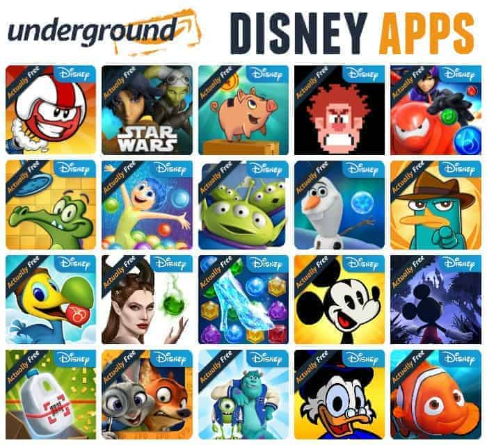 amazon-underground-disney-game-apps