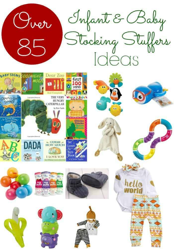Baby Stocking Stuffers Over 85 Stocking Stuffer Ideas