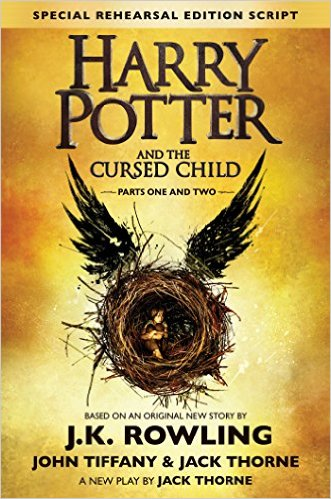 Harry Potter and the Cursed Child Book Review