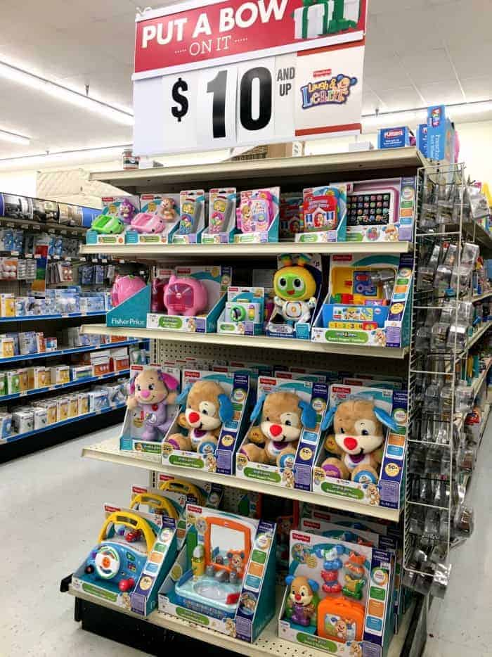 Big Lots Toy Section Baby Toys