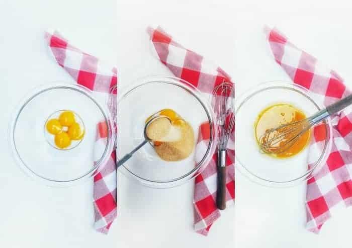 Pumpkin Monkfruit Creme Brulee